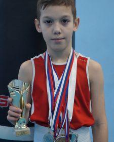 Тюменский Фонд развития бокса - официальный сайт - Боксеры - ДАВЫДОВ АНТОН