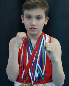 Тюменский Фонд развития бокса - официальный сайт - Боксеры - ДЕМИН ВАДИМ