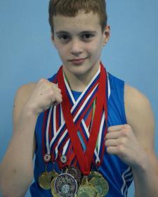 Тюменский Фонд развития бокса - официальный сайт - Боксеры - БОЛЬШИХ ВЛАДИСЛАВ