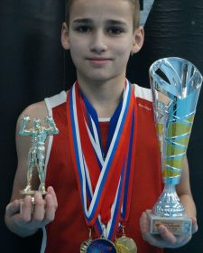 Тюменский Фонд развития бокса - официальный сайт - Боксеры - КУГАЕВСКИЙ АРХИП