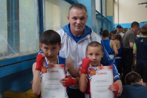 Региональная общественная организация Федерация бокса Тюменской области - Фотолента - Соревнования в Кургане, посвященные Дню России
