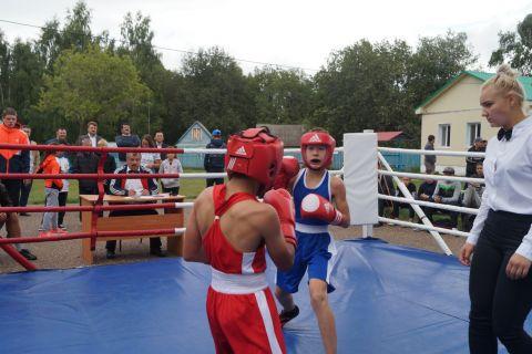 Тюменский Фонд развития бокса - официальный сайт - Фотолента - ТМ, Башкирия, 06-26.08.2018г.