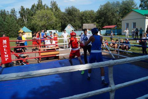 Тюменский Фонд развития бокса - официальный сайт - Фотолента - ТМ, Башкирия, 06-26.08.2018г.-2