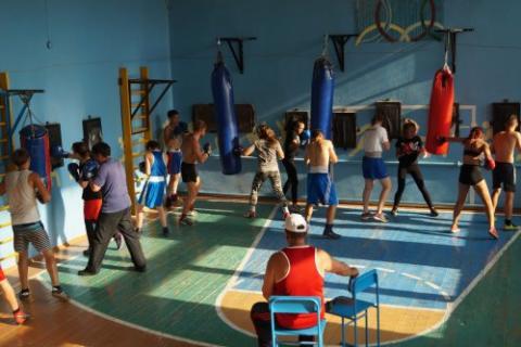 Тюменский Фонд развития бокса - официальный сайт - Фотолента - Тренировочное мероприятие в Башкирии, август 2016 года
