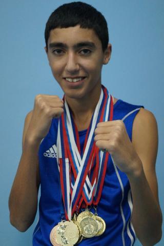 Тюменский Фонд развития бокса - официальный сайт - Боксеры - АББАСОВ РАМИГ