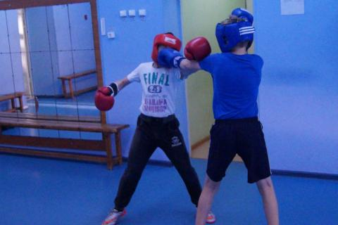 Региональная общественная организация Федерация бокса Тюменской области - Фотолента - Трудовые будни