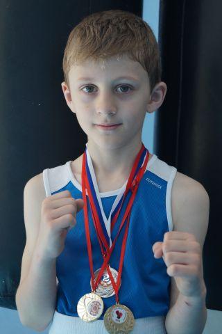 Тюменский Фонд развития бокса - официальный сайт - Боксеры - КУЧУК СТЕПАН