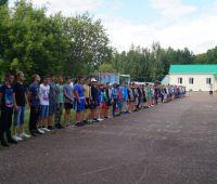 Тюменский Фонд развития бокса - официальный сайт - Фотолента - Тренировочное мероприятие в Башкирии, 03-26 августа 2017 года