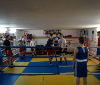 Тюменский Фонд развития бокса - официальный сайт - Фотолента - Выездное ТМ в Тобольске, 15.04.2017г.