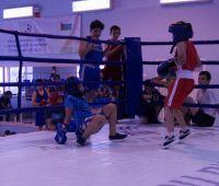 Региональная общественная организация Федерация бокса Тюменской области - Фотолента - Выездная тренировка в «Прибое»