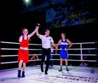 Тюменский Фонд развития бокса - официальный сайт - Фотолента - Муслимов Айрат - победитель Первенства России по боксу 2018 года!